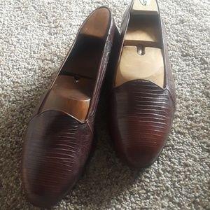 Cole Haan lizard shoes